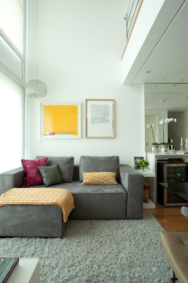 Decoração de apartamento novo